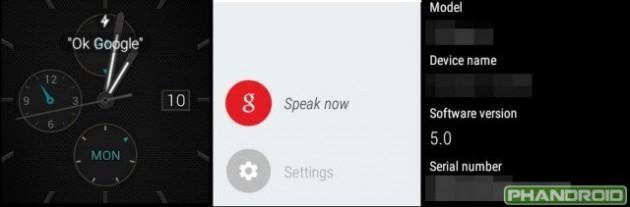 Android Wear Lollipop, Découvrez Android Wear Lollipop