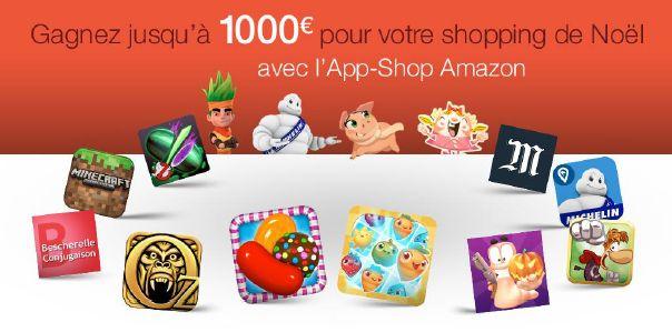 concours amazon 1000 euros