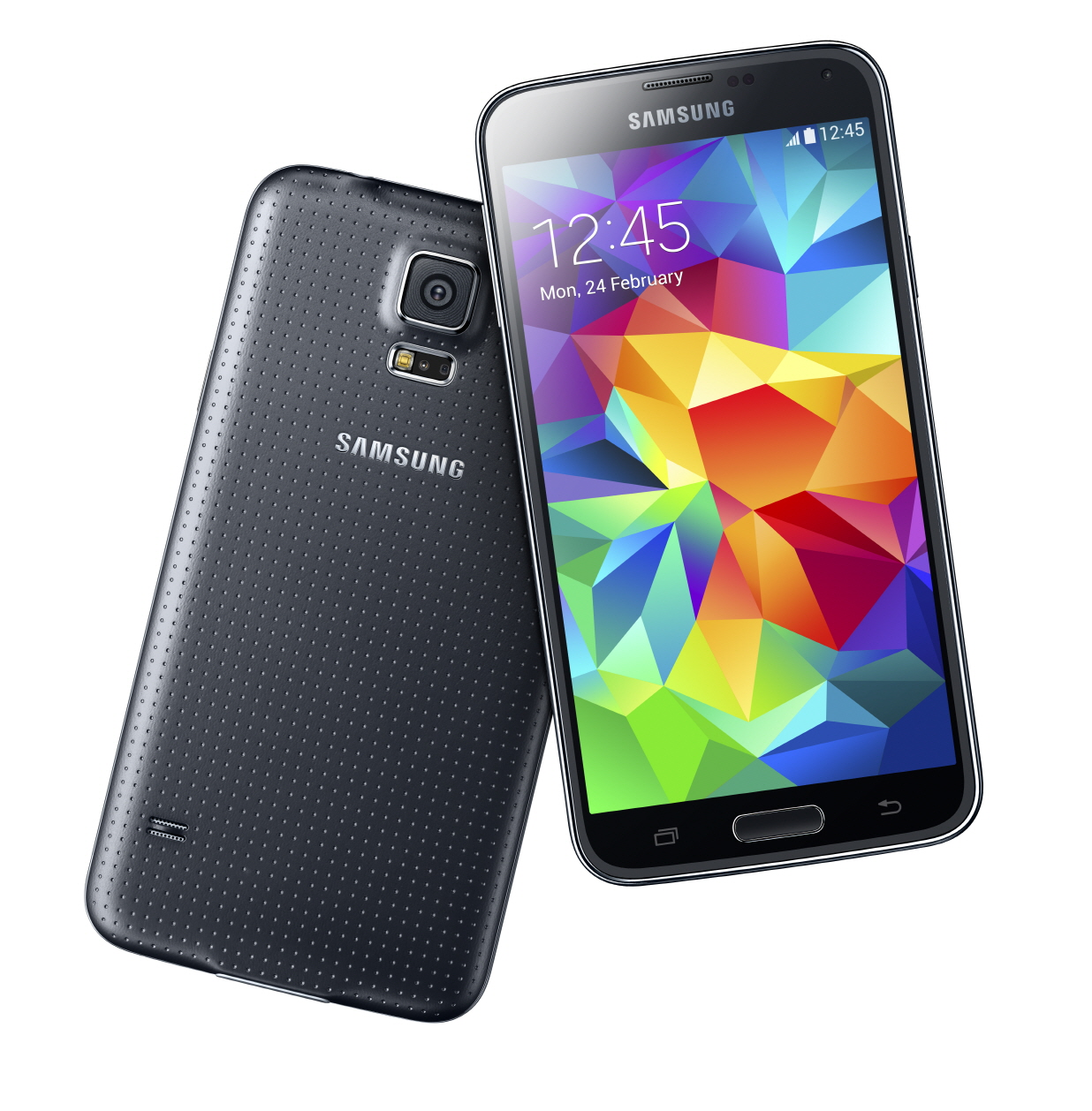 how to change voicemail on samsung galaxy s5