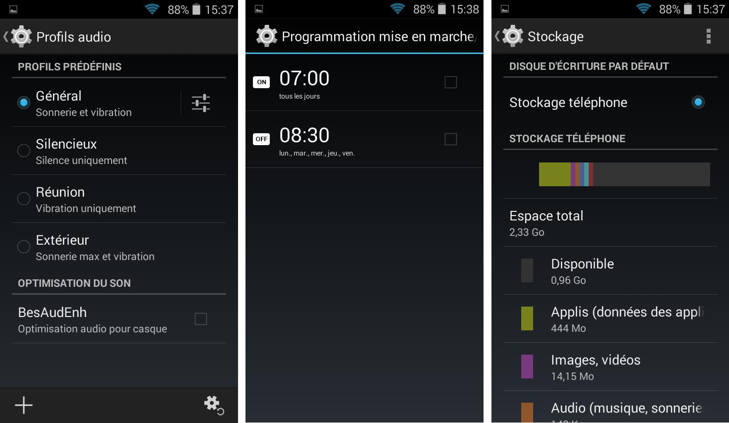 Application android rencontre d'un soir