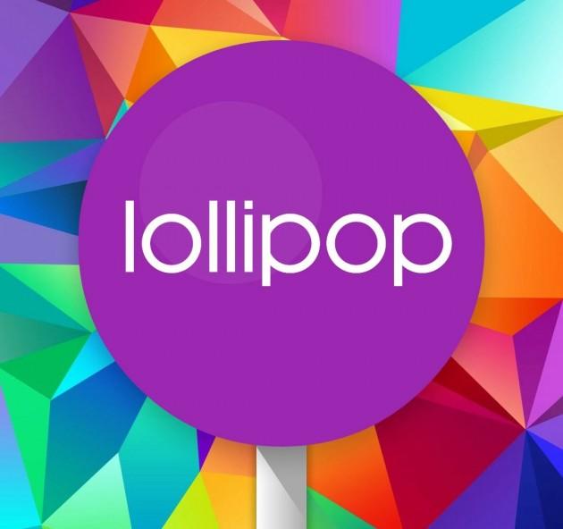 lollipop galaxy s