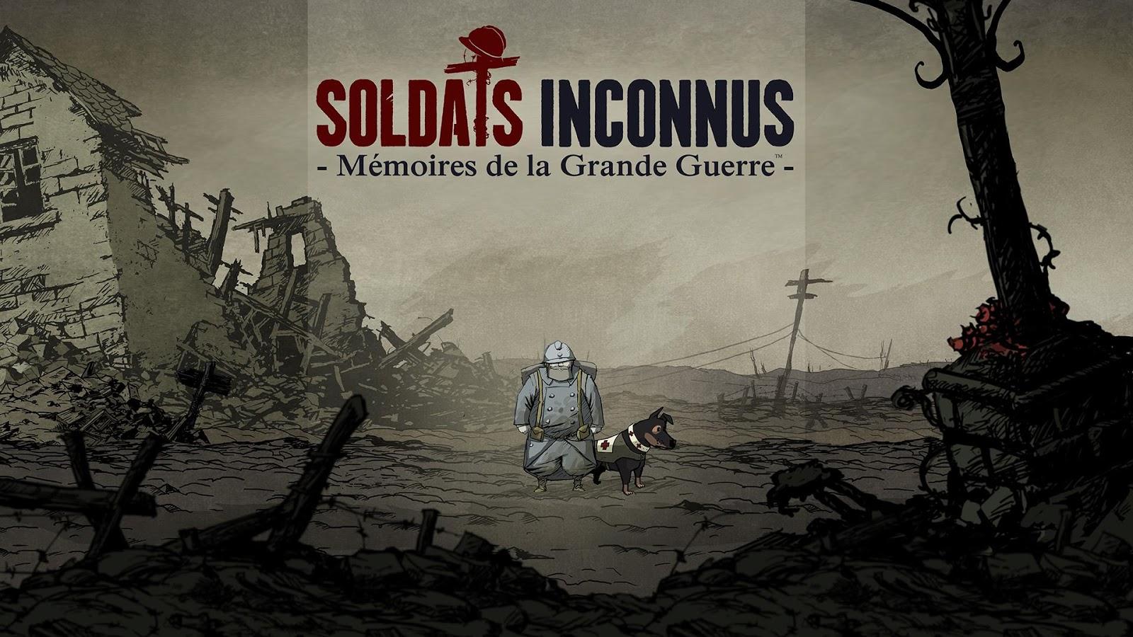 Le Soldats Inconnus d'Ubisoft est disponible à 0,85 euro