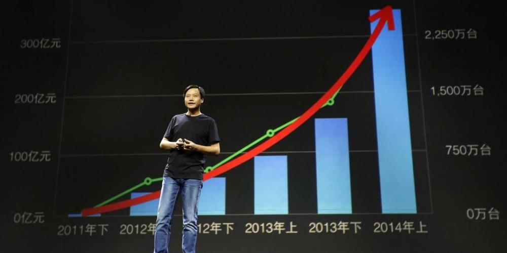 Xiaomi s'est imposé depuis longtemps en Chine
