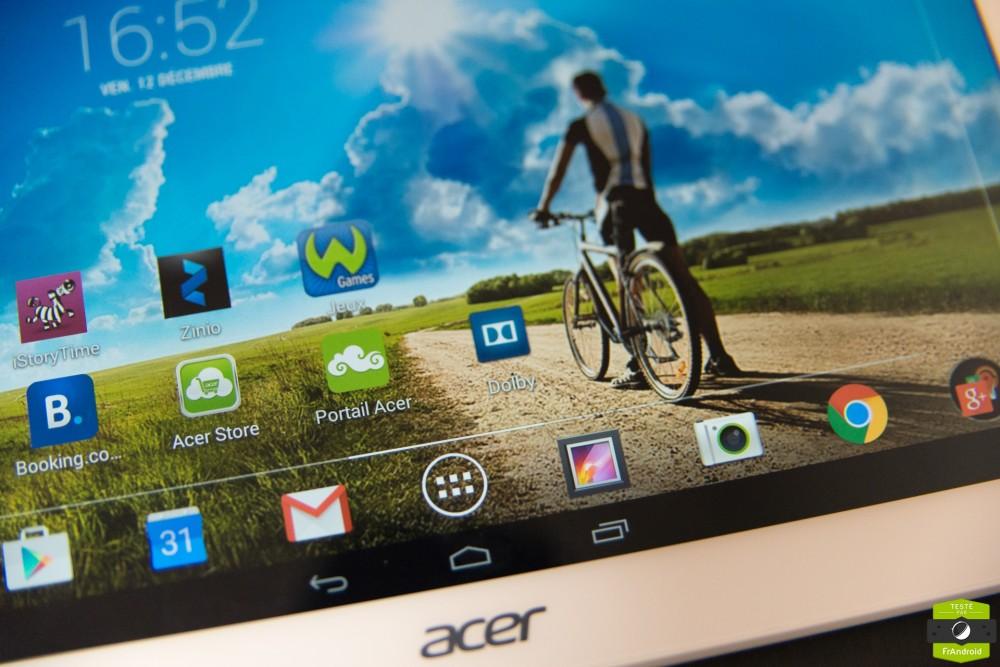 Acer Iconia Tab 10 écran-1