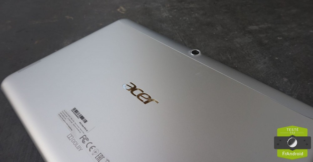 Acer Iconia Tab 10 test 3