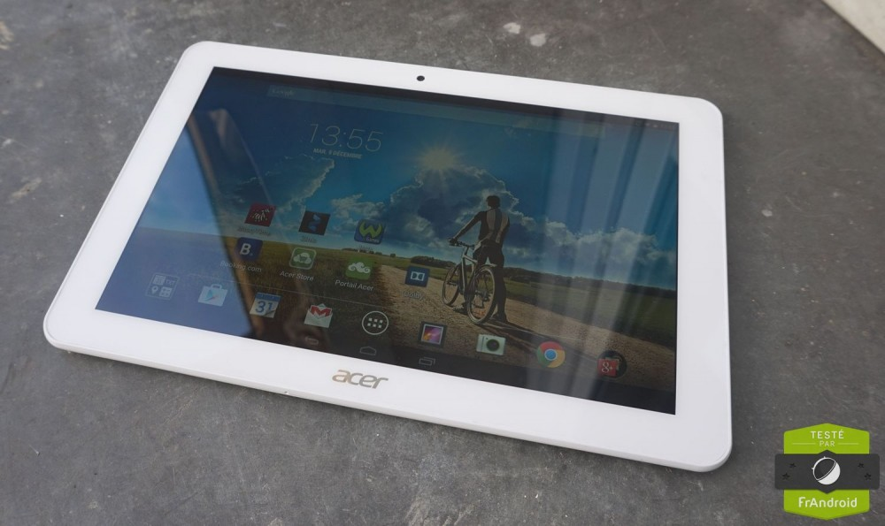 Acer Iconia Tab 10 test 5