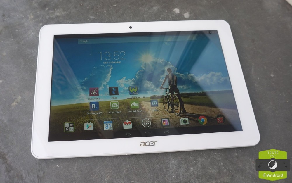 Acer Iconia Tab 10 test 6