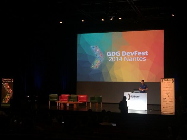 GDG Nantes DevFest FrAndroid
