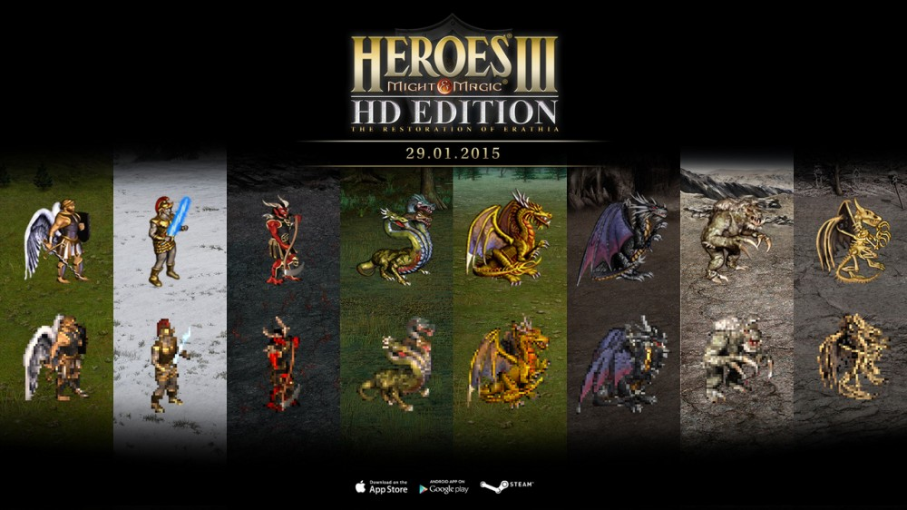 Might and Magic Heroes III android 3
