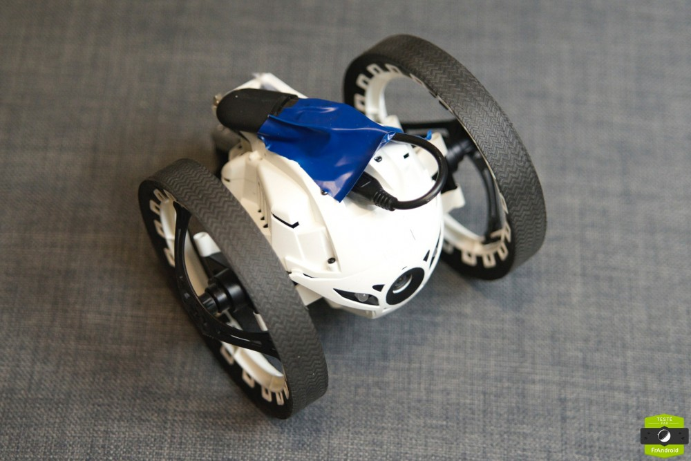 Parrot Jumping Sumo Test 2
