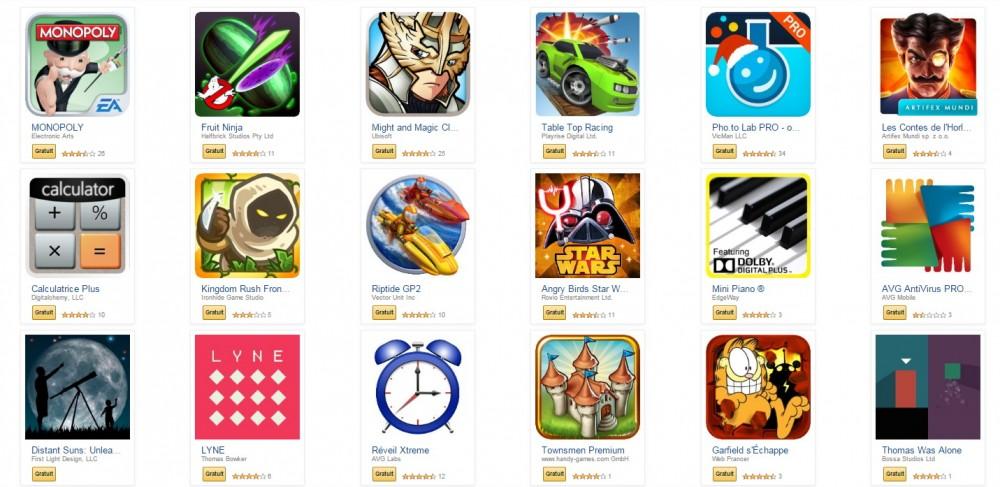 amazon app shop pack nouvel an