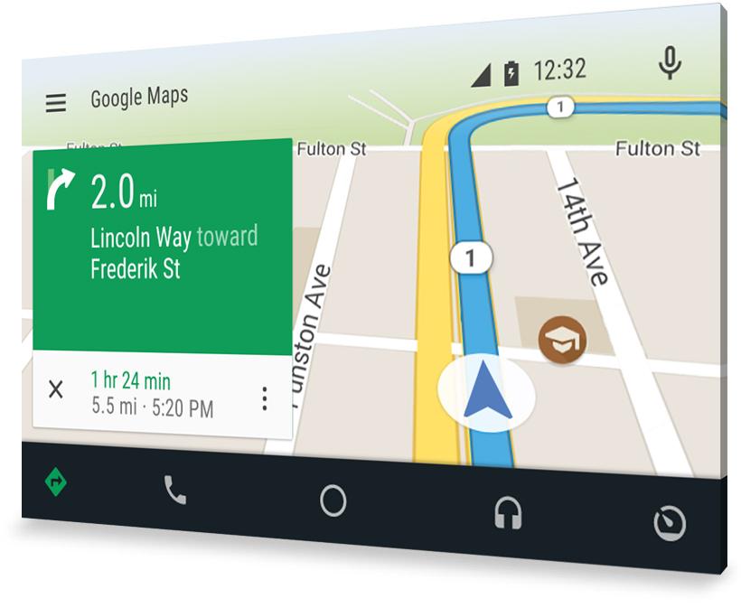 Apps android auto montent en voiture   suivez le guide android auto