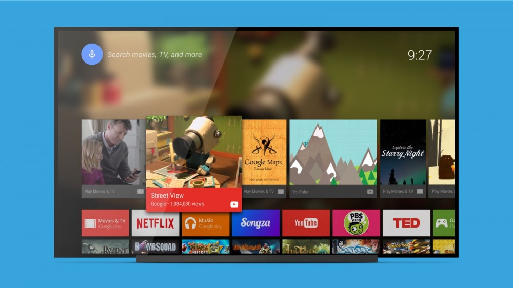 android tv launcher 2