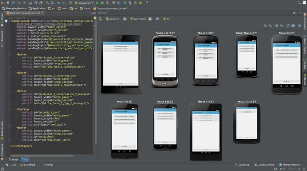 android_studio_user_interface_design