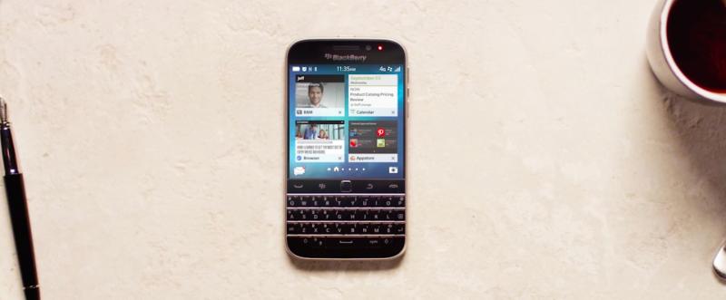 marques blackberry  classic fait retour aux sources toujours amazon