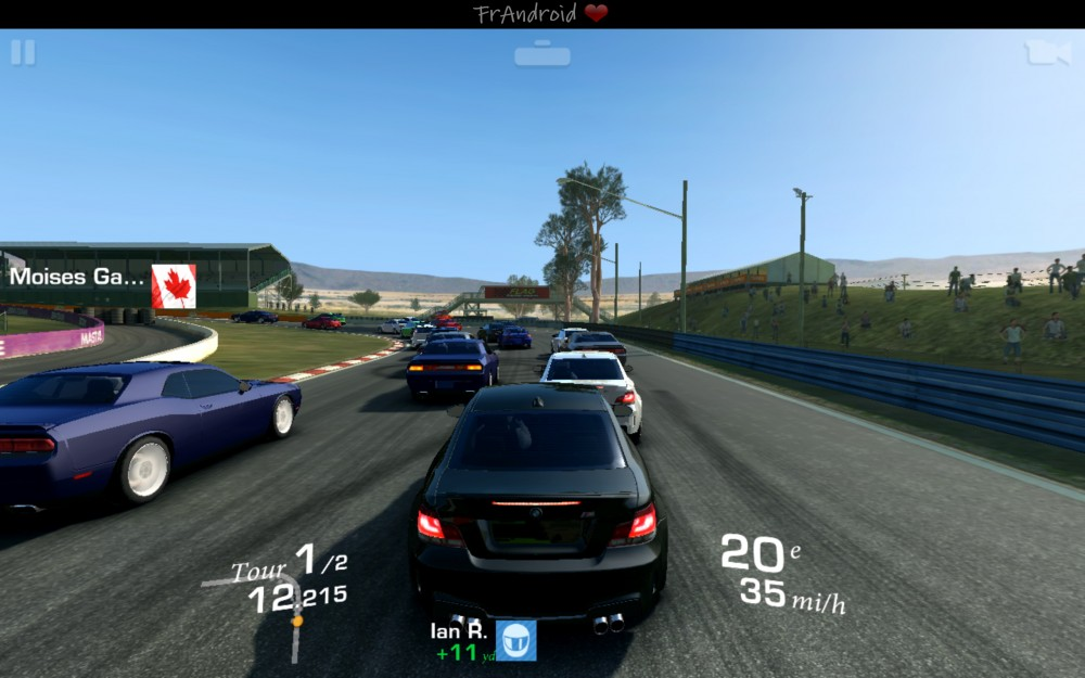 galaxy note edge real racing 3
