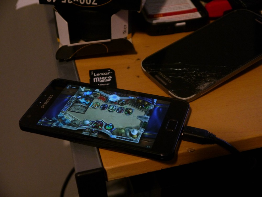 hearthstone galaxy s2