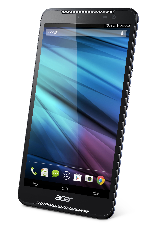 tablette carte sim 4g Acer Iconia Talk S, une tablette 4G et double SIM