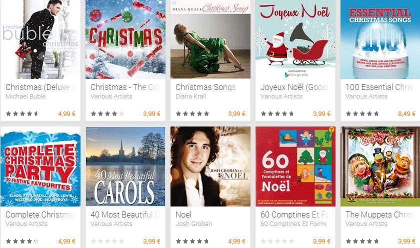 Musique Noël