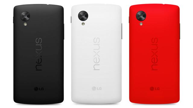 Le Nexus 5 est mort, vive le Nexus 5 !