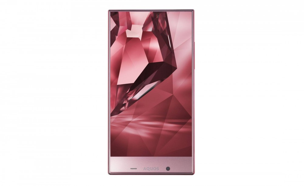 sharp aquos crystal X 1
