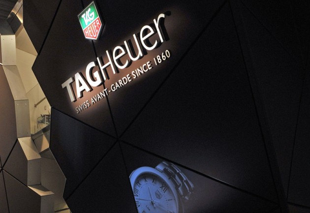 TAG Heuer At BASELWORLD 2012 - The World Watch And Jewellery Show