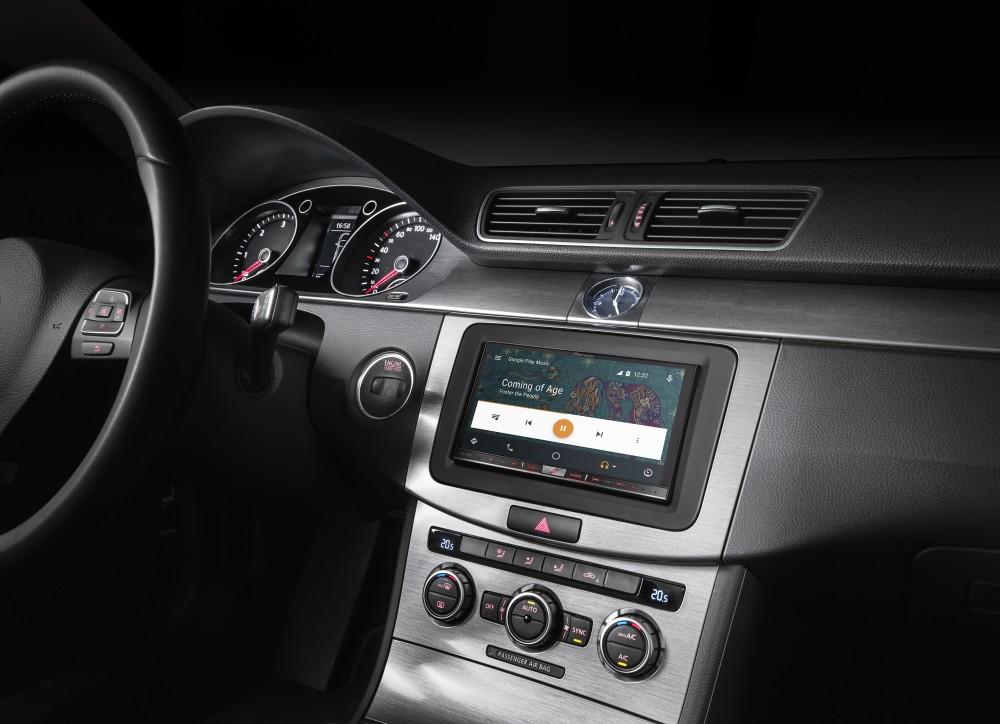 AVIC-F77DAB_install Android Auto