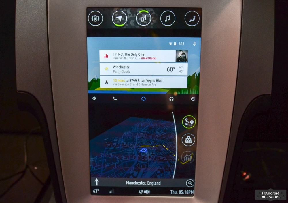 Android Auto CES 2015-1-2
