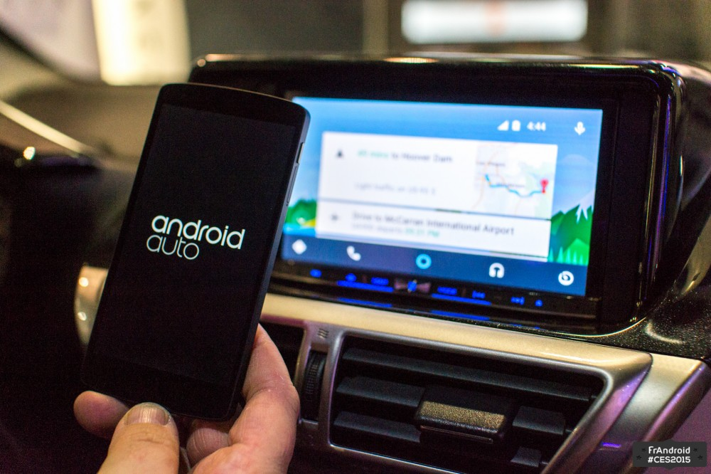Android Auto Pioneer-1