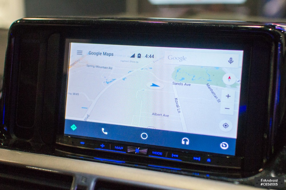 Android Auto Pioneer-2