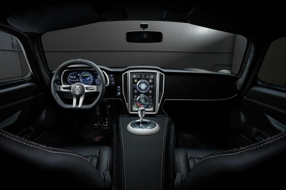 Cockpit Rear View