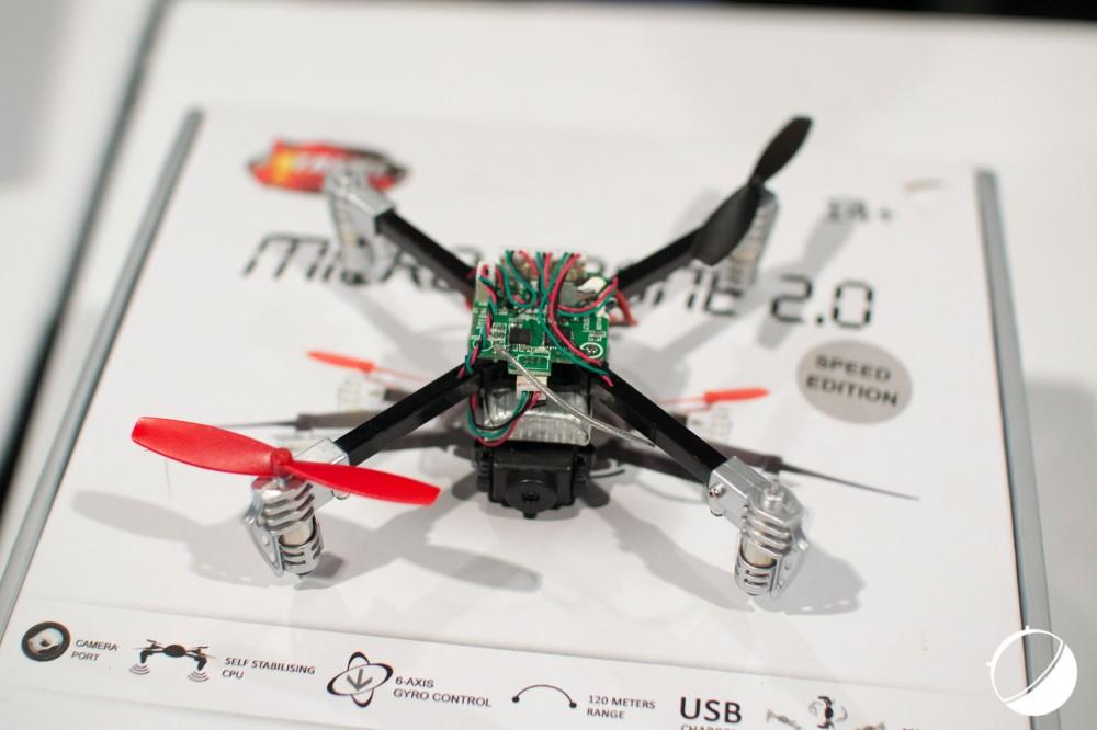 Drones CES Frandroid dossier-1-2
