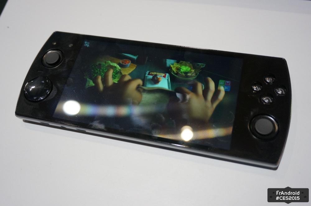 Obox w3d des consoles android propuls e par du tegra k1 - Console de salon android ...