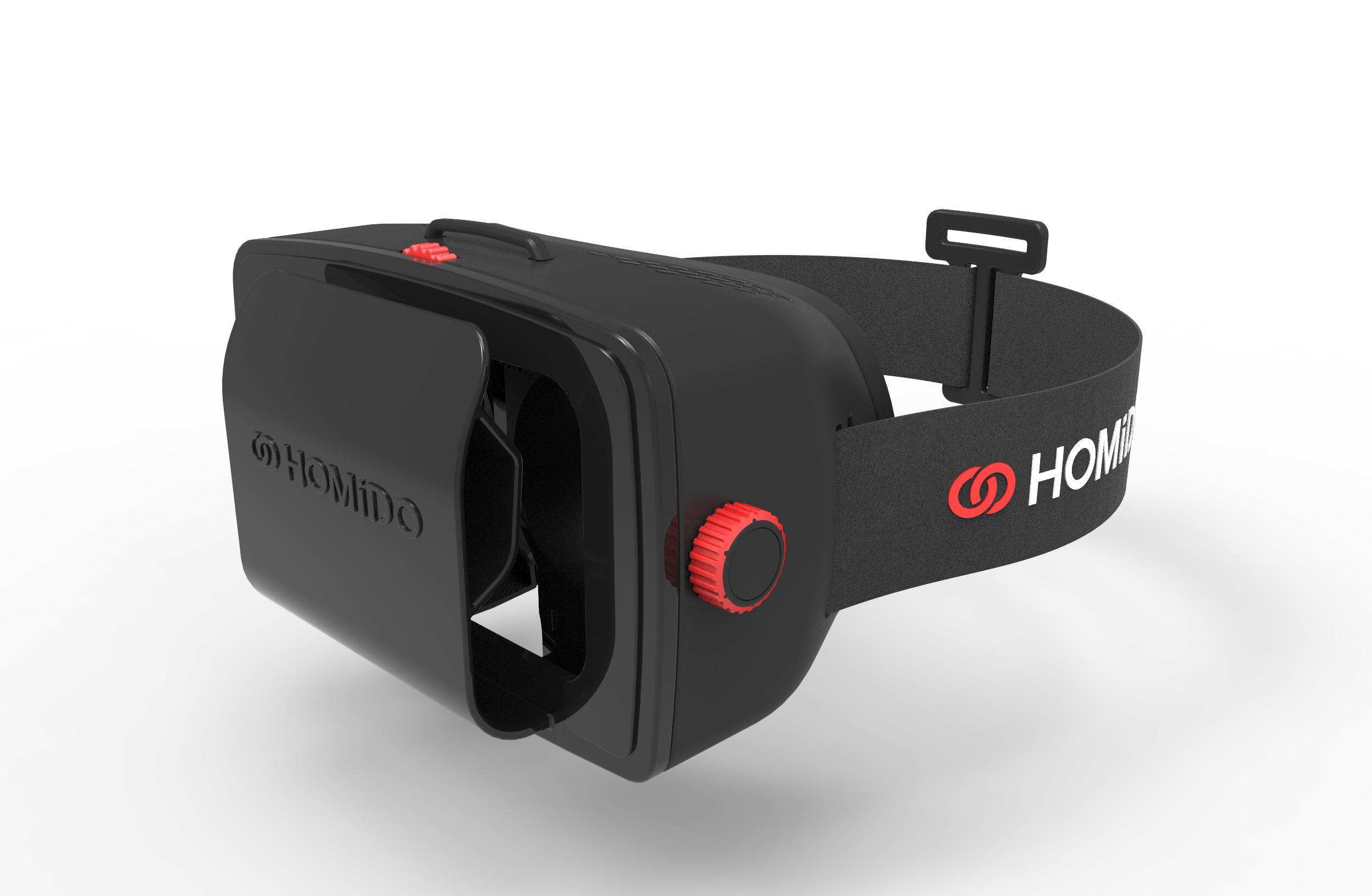 Essayage de lunettes virtuelle