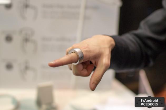 Le Logbar Ring