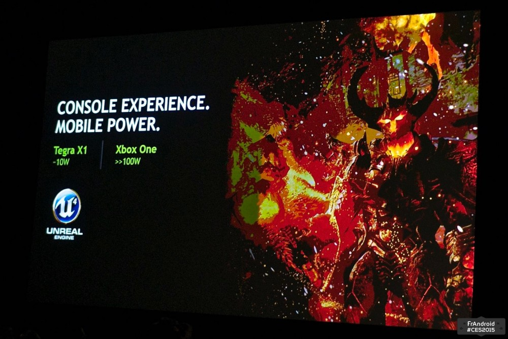 Nvidia Tegra X1 4