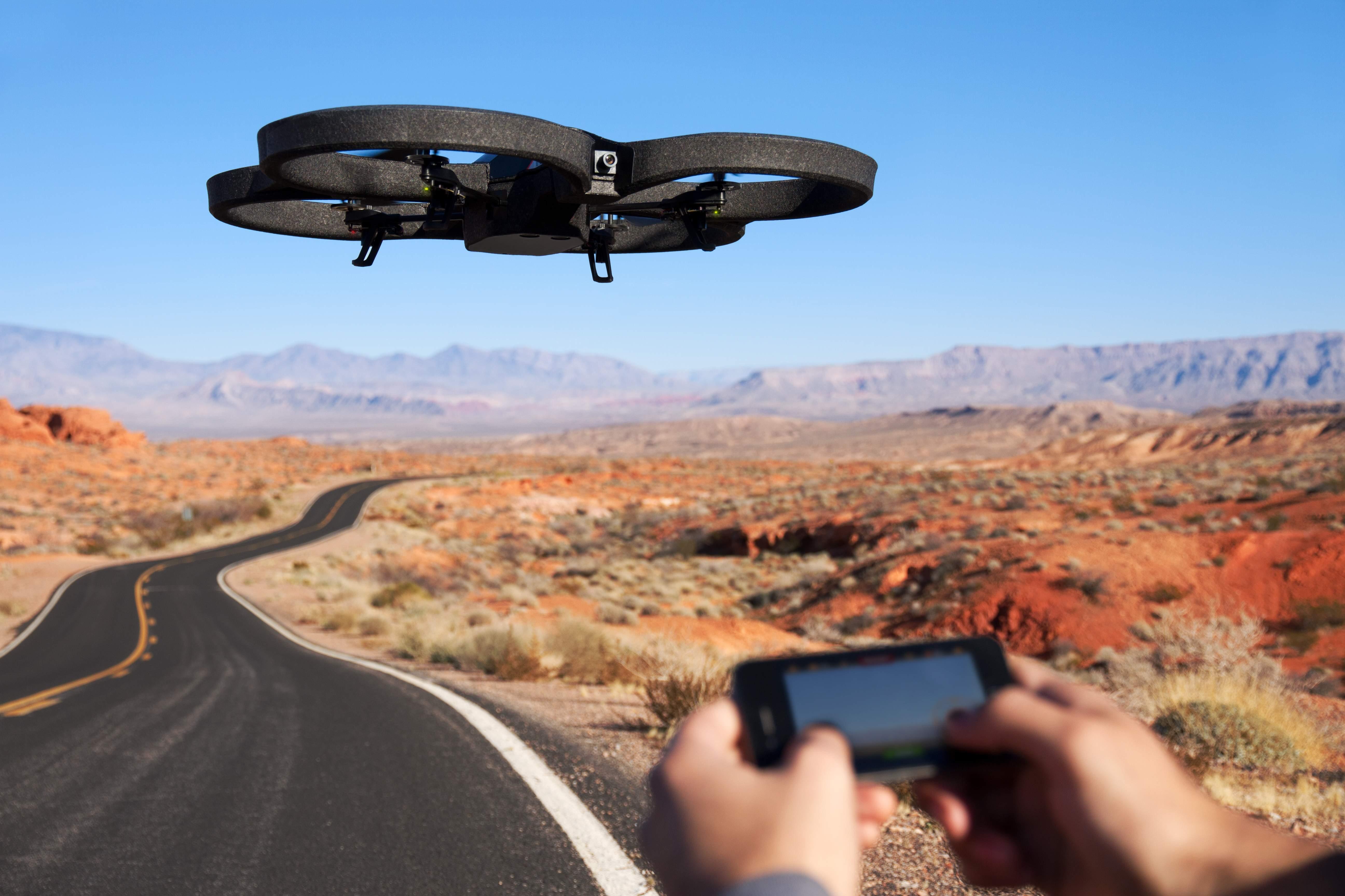 ou acheter un drone a paris