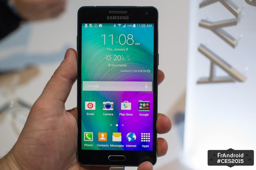 Samsung Galaxy A3 A5-10