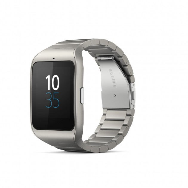 sony smartwatch 3 la variante en m tal bien plus. Black Bedroom Furniture Sets. Home Design Ideas