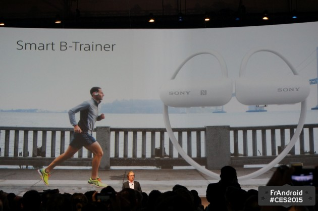 Le Sony Smart B-Trainer