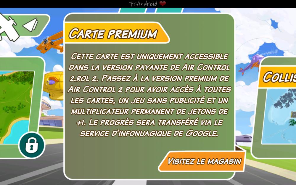 air control premium screenshot
