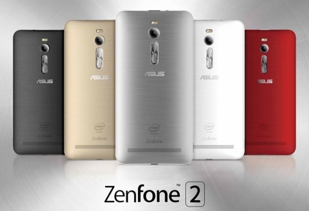 Le Asus Zenfone 2