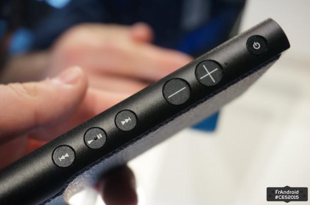 Le Sony Walkman ZX2