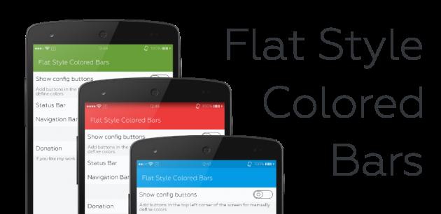 flatstylecoloredbar