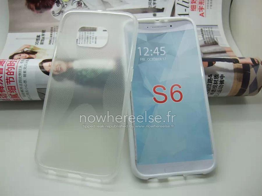 Galaxy S6 Coque