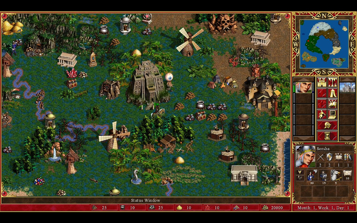 Heroes of Might and Magic III Cheats, Codes, and Secrets ...