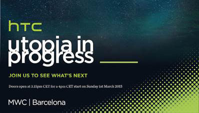 htc conference mwc 2015