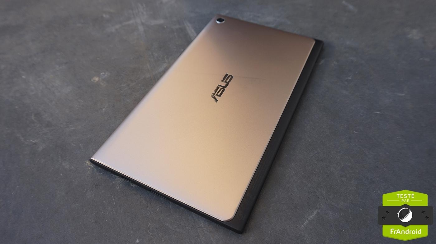 Test la tablette Asus Memo Pad 7 : la parfaite remplaçante