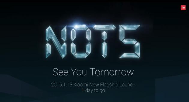 Xiaomi Not5