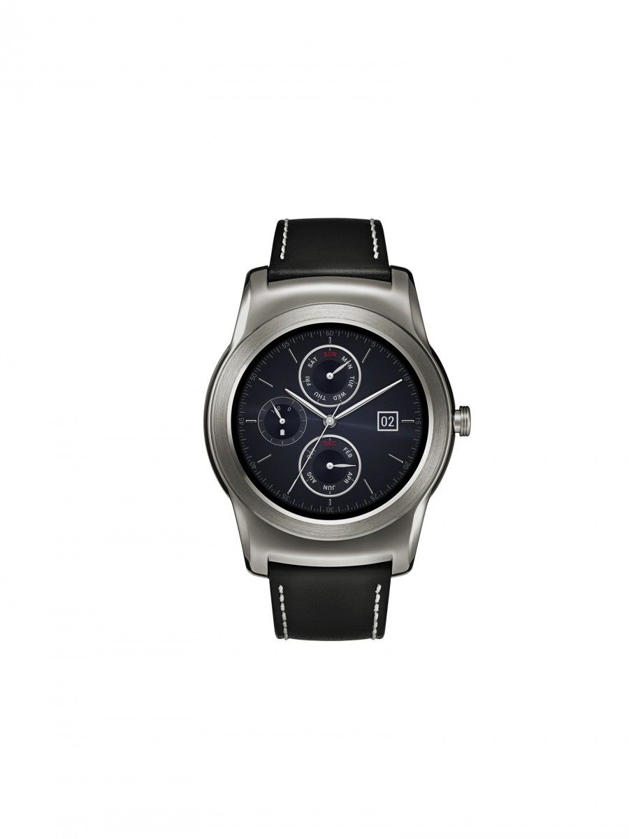 LG Watch Urbane 8